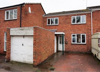 Thumbnail 3 bed terraced house for sale in Herle Avenue, Braunstone