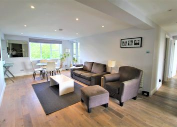 Thumbnail 3 bed flat to rent in Clifton Gardens, Little Venice