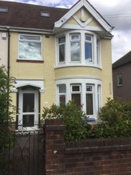 5 bed semi-detached house to rent in St. Christians Road, Coventry CV3