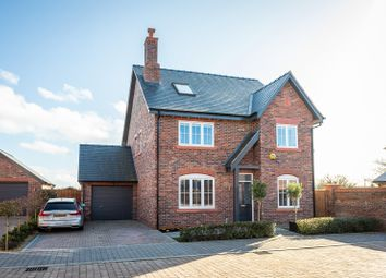 Thumbnail 5 bed detached house for sale in Higher Heath, Knutsford Road, Cranage