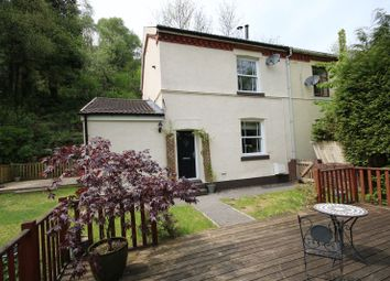 Thumbnail 3 bed cottage for sale in Hollybush, Blackwood