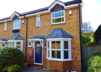 Thumbnail 2 bed end terrace house for sale in Shipley Mill Close, Stone Cross, Pevensey