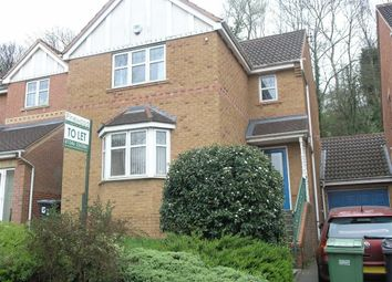 Thumbnail 3 bed link-detached house to rent in Mallory Close, Chesterfield, Derbyshire