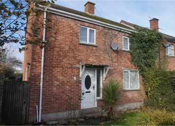 Thumbnail 2 bed end terrace house for sale in Kingsley Road, Weston-Super-Mare