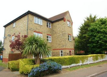Thumbnail 2 bed flat for sale in Laburnum Grove, South Ockendon