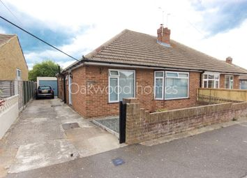 Thumbnail 2 bed semi-detached bungalow for sale in Cliff View Road, Cliffsend, Ramsgate