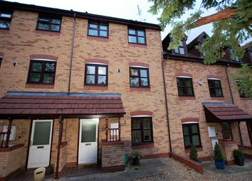 Thumbnail 4 bedroom town house for sale in Stream Road, Wordsley, Stourbridge