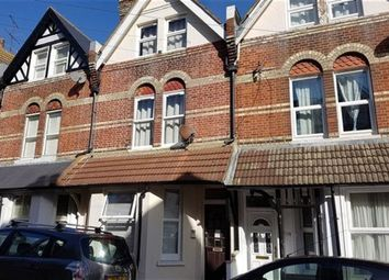 Thumbnail Flat to rent in Hyde Road, Eastbourne