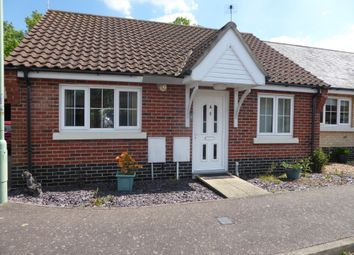 Thumbnail 2 bed end terrace house to rent in 1 Dobson Way, Beccles