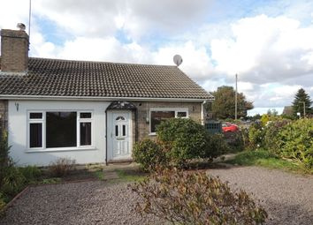 Thumbnail 2 bed detached bungalow to rent in Walsoken, Wisbech