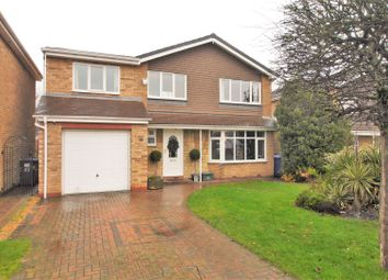 Thumbnail 4 bed detached house for sale in Whitton Close, Bessacarr, Doncaster