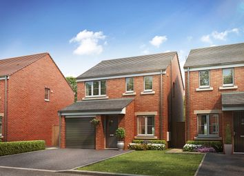 """Thumbnail 3 bed semi-detached house for sale in """"The Rufford """" at Brickburn Close, Hampton Centre, Peterborough"""