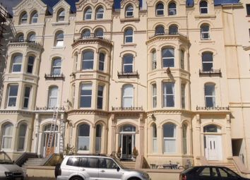 Thumbnail 2 bed flat to rent in Mooragh Promenade, Ramsey, Isle Of Man