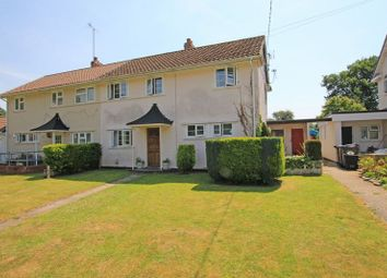 Thumbnail 3 bed semi-detached house for sale in Brookside, Landford, Salisbury