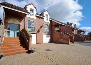 Thumbnail 3 bed town house for sale in Barnetts Chase, Belfast