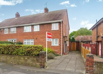 Thumbnail 3 bed semi-detached house for sale in Lime Road, Wednesbury