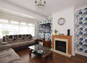 Thumbnail 3 bed terraced house for sale in Blenheim Avenue, Chatham, Kent