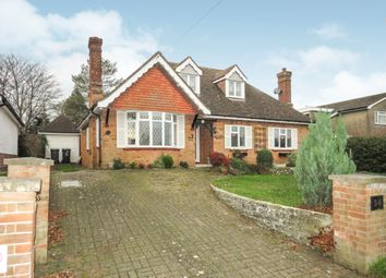 Thumbnail 4 bed detached house for sale in Station Road, Langford, Biggleswade