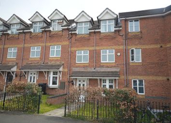 Thumbnail 4 bed town house to rent in Chassagne Square, Grosvenor Park, Crewe
