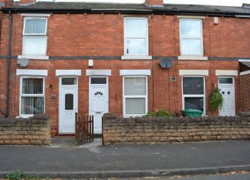 Thumbnail 2 bed terraced house for sale in Ealing Avenue, Nottingham, Nottinghamshire