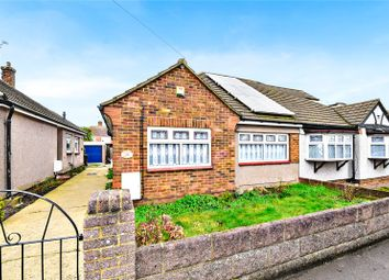 Thumbnail 2 bed semi-detached bungalow for sale in Gore Road, Dartford, Kent