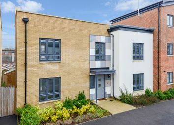 Thumbnail 3 bedroom semi-detached house to rent in Samuel Peto Way, Newtown Works, Ashford
