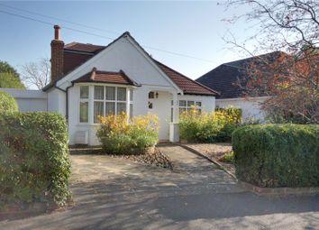 Thumbnail 4 bedroom detached house for sale in Little Green Lane, Chertsey, Surrey