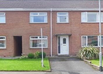 Thumbnail 3 bed terraced house to rent in Dunbeg Park, Hillsborough