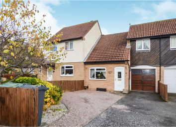 Thumbnail 2 bed town house for sale in Abberton Way, Loughborough