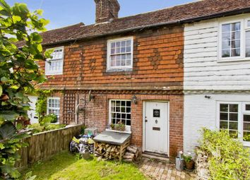 Thumbnail 2 bed terraced house for sale in Mark Cross, Crowborough