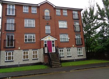 Thumbnail 2 bed flat to rent in St Davids Court, Sherborne Street, Crumpsall