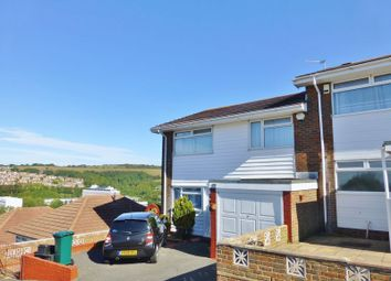 Thumbnail 5 bed semi-detached house to rent in Canfield Close, Brighton