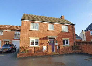 Thumbnail 3 bed detached house for sale in Worle Moor Road, Weston-Super-Mare