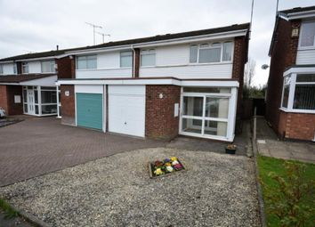 3 bed semi-detached house to rent in Holloway Field, Coventry CV6