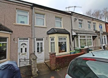 Thumbnail 4 bed terraced house for sale in Oxford Street, Treforest, Pontypridd, Rhondda Cynon Taff