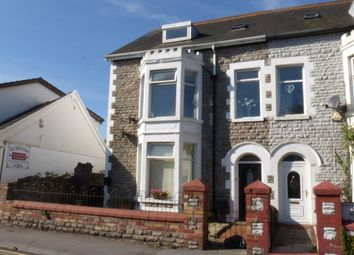 Thumbnail 2 bed maisonette for sale in South Road, Porthcawl