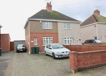 Thumbnail 2 bed semi-detached house for sale in Charter Avenue, Coventry