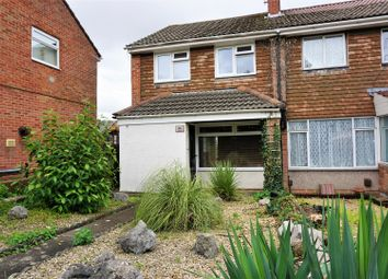 Thumbnail 3 bed end terrace house for sale in Longwood, Broomhill, Bristol