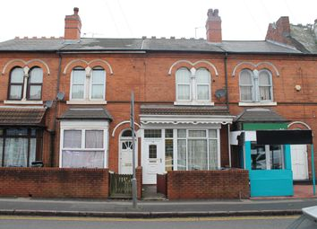 Thumbnail 3 bedroom terraced house to rent in Grove Lane, Handsworth, Birmingham