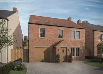 Thumbnail 4 bed detached house for sale in Lowfields Lane, Pickhill, Thirsk