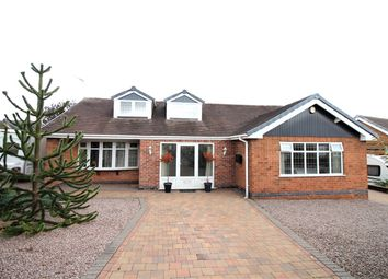 Thumbnail 4 bed detached bungalow for sale in Coronation Road, Nuthall, Nottingham