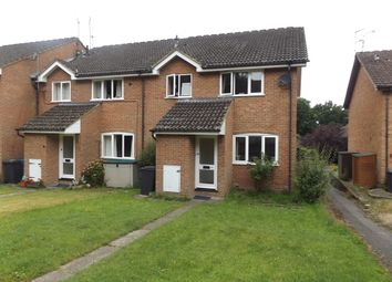 Thumbnail 2 bed end terrace house to rent in Bloomsbury Way, Blackwater, Camberley