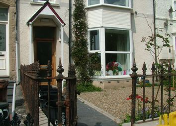 Thumbnail 2 bed flat to rent in Cliff Terrace, Aberystwyth