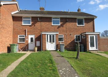 Thumbnail 2 bed terraced house for sale in Dovedales, Sprowston, Norwich