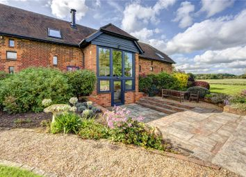 Thumbnail 5 bed barn conversion for sale in Foxhill Lane, Playhatch, Nr Reading, Oxfordshire