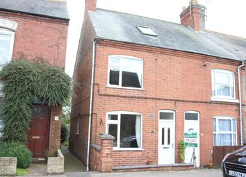 Thumbnail 3 bed terraced house for sale in Merrylees Road, Newbold Verdon, Leicester