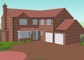 Thumbnail Detached house for sale in Plot 4, The Stirling, Rye Walk Off East Street, Hibaldstow, Brigg