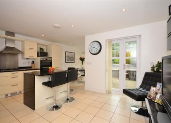 Thumbnail 4 bed town house for sale in Madison Close, Sutton, Surrey