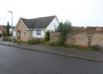 Thumbnail 2 bed detached bungalow to rent in Rigg Close, South Brink, Wisbech