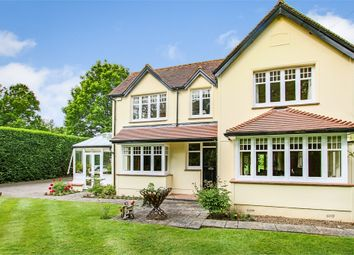 Thumbnail 4 bed detached house for sale in Avondale, Newchapel Road, Lingfield, Surrey